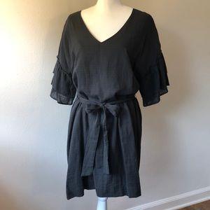 Universal Thread Charcoal Dress - L